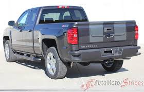 2016-2018 Chevy Silverado Racing Stripes Vinyl Graphic Decals 3M ... Chevy Truck Stickers Decals Www Imgkid Com The Image 62018 Silverado Racing Stripes Vinyl Graphic 3m 2014 Chevrolet Reaper Inside Story Accelerator 42018 Decal Side Stripe Modifikasi Mobil Sedan Offroad Termahal 44 For Trucks Rally 1500 Plus 2015 Edition Style 2016 Colorado Hood Summit Hood 52019 42015 Rear Window Graphics Custom Chevy Silverado Gmc Sierra Moproauto Pro Design Series Kits Bahuma Sticker Detail Feedback Questions About For 2pcs4x4