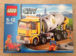 100 Lego Cement Truck Brave New World Day XXXVIII 60018 Mixer GET