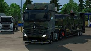 Ets2 - Mercedes MP4 Military Skin And Trailers Pack - YouTube Burg Germany June 25 2016 German Army Truck Mercedesbenz 1962 Mercedes Unimog Vintage Military Vehicles Rba Axle Commercial Vehicle Components Rba Vehicle Ltd Benz 3d Model Seven You Can And Should Actually Buy The Drive Axor 1828a 2005 Model Hum3d History Of Youtube Zetros 2733 A 2008 Mersedes 360 View U5000 2002 Editorial Photo Image Typ Lg3000 Icm 35405