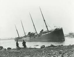 Sinking Islands In The South Pacific by List Of Shipwrecks Of Canada Wikipedia