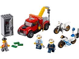 100 Lego City Tow Truck Trouble 60137 LEGO Products And Sets LEGOcom US