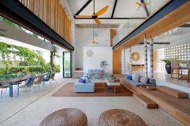 100 Word Of Mouth Bali Fall In Love With At This Tropical Modern Retreat Dwell