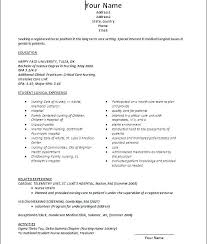 Psychiatric Nurse Resume Pdf Psych Sample Practitioner Nursing Examples For Nurses With No Experience Skills Registered