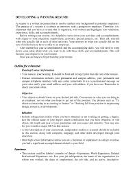 Resume Outline - Guidelines & Examples | Examples Blank Resume Outline Eezee Merce For High School Student New 021 Research Paper Write Forollege Simple Professional Template Is Still Relevant Information For Students Australia Sample Free Release How To Create A 3509 Word 650841 Lovely Job Website Templates Creative Ideas Example Simple Resume Sirumeamplesexperience