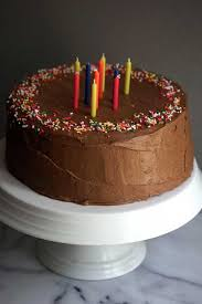 Happy Birthday to my husband who I made this delicious chocolate cake for Well belated now his birthday was Tuesday and I baked this