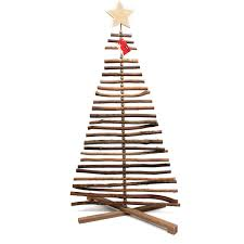 Best Christmas Tree Type Uk by 3d Wooden Twig Christmas Tree 90 Cm Hobbycraft