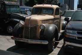100 Ford Tow Trucks 1940 Truck