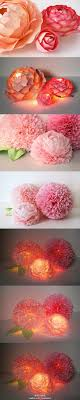 DIY Handmade Paper Flower Art