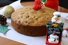 Plum Cake or Traditional Christmas Cake