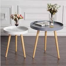 möbel hause sofa tisch mode holz kaffee tische für wohnzimmer bett neben runde lagerung tabelle kostenloser versand