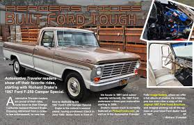 Automotive Traveler Magazine: 2012 07 1967 Ford F250 Camper Special ... 2017 Cirrus 820 Review Van Life Truck Camper And Sprinter Van Torklifts True System Ford F250 Crew Cab Camper Tie Down Rv Climbing Quicksilver Truck Tent Quicksilver Xlp Ultra Lweight Picking The Perfect Magazine Pickup Picks Ram 3500 For Project Dodge Yellowstone Travel Trailer Theres No Place Like Homemade Diy Rv The Personal Security And Survivors Web Magazine Pickup Truck Trailer Life Open Roads Forum Campers Honda 27 Awesome On Gooseneck Assistrocom Dorable Pickup Wiring Diagram Ornament Simple Unbelievable