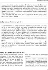 El Amor En San Pablo LA BIBLIA NOS CUENTA Himno Al Amor 1