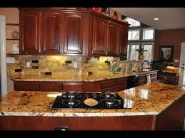 Kitchen Countertops And Backsplash Pictures Backsplash Ideas For Granite Countertops Kitchen
