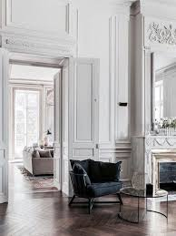 Decor Inspiration A Classic Apartment In The French Style