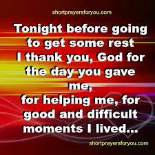 PRAYERS BEFORE YOU GO TO BED TONIGHT Evangelist Joshua Orekhie