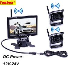 2018 7 Wireless Car Monitor Waterproof Vehicle 2 Backup Camera Kit ... Chevrolet And Gmc Multicamera System For Factory Lcd Screen 5 Inch Gps Wireless Backup Camera Parking Sensor Monitor Rv Truck Backup Camera Monitor Kit For Busucksemitrailerbox Ebay Cheap Rearview Find Deals On Pyle Plcm39frv On The Road Cameras Dash Cams Builtin Ir Night Vision Rear View Back Up Amazoncom Cisno 7 Tft Car And Mirror Carvehicletruck Hd 1920 New Update Digital Yuwei System 43