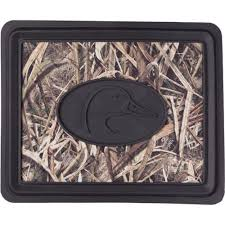 Realtree Outfitters Floor Mats by Amazon Com Ducks Unlimited Utility Floor Mat Mossy Oak Shadow