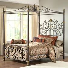 Metal Bed Full by Canopy Metal Bed Frames Canopy Bed Frame Full Size U2013 Successnow Info