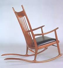 Sam Maloof Rocking Chair Class by Woodworking 168 Sam Maloof 1916 2009