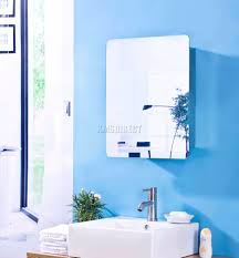 Unfinished Bathroom Wall Cabinets by Modern Brown Unfinished Wooden Bathroom Cabinet With Sliding Door