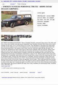 100 Craigslist Toledo Cars And Trucks For 6000 Is This The Best Damn 1978 Chevy LUV In Town