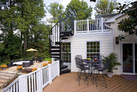 Trex Deck Rocking Chairs by Trex Decking Cost Deck Traditional With Resistant Outdoor Rocking
