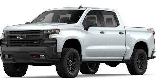 100 New Chevrolet Trucks 2019 Silverado Pickup Truck Canada