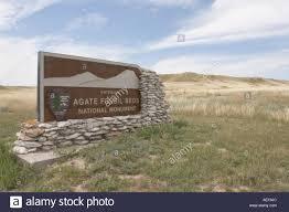 national monument agate fossil beds nebraska sandhills nebraska