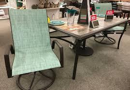 sonoma coronado swivel sling patio chair 2 pc set only 118 79