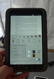 Review Barnes & Noble Nook HD the Bud Tablet Edition