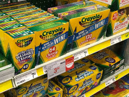 Crayola Bathtub Crayons Target by Crayola 64 Count Crayons 2 93 At Staples With 110 Price
