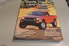 100 1996 Toyota Truck And Land Cruiser Owners Bible A Handson Guide To