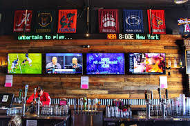 Uncle Bob's Sports Bar & Grill Best Sports Bars In Nyc To Watch A Game With Some Beer And Grub Where To Watch College And Nfl Football In Dallas Nellies Sports Bar Top Bars Miami Travel Leisure Happiest Hour Dtown 13 San Diego Nashville Guru The Los Angeles 2908 Greenville Ave Tx 75206 Media Gaming Basement Ideas New Kitchen Its Beautiful