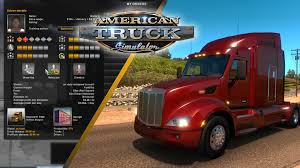 American Truck Simulator Game Features - YouTube