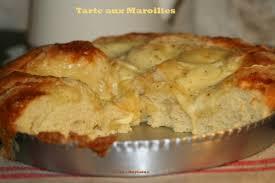 gateau a pate levee tarte au maroilles avec pâte levée traditionnelle cuisine guylaine