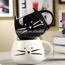 cat coffee ceramic cat coffee mug ceramic cat coffee mug suppliers and