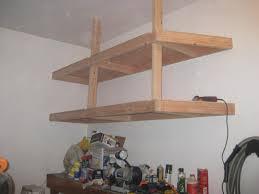 wood garage shelves personable apartment decoration at wood garage