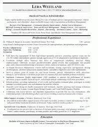 Hospital Administrator Resume Example For Human Resources Office Assistant Sample