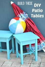 best 25 patio tables ideas on pinterest diy patio tables