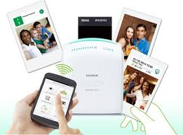 Fuji Instax SP 1 Instant Printer for iPhone & Android
