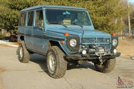 1985 Mercedes 280 GE Gelandewagen G Class G Wagon 4door Similar To ... How To Have A Gwagon Thats Cheap And Original Using Army Surplus Mercedes Benz G Wagon 280 Ge Swb Auto Mercedes Gclass 2018 Pictures Specs Info Car Magazine Wagon Truck Interior Bmw Cars G500 Xxl By Gwf In Ldon Huge Custom Gwagon Youtube Mansorys Mercedesbenz Gclass Mods Are More Mild Than Wild Motor The New Mercedesmaybach 650 Landaulet 1985 For Sale Near Bethesda Maryland 20817 20 Ultimate Challenger Automobile News Images Military Vehicle Check Out Jurassic Worlds Monster Suv With 6wheels G63 Amg 6x6 Wikipedia