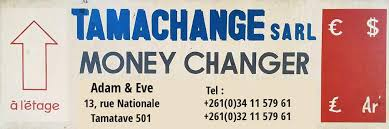 bureau de change 11 currency exchange tamatave tama change