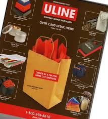 Uline Shipping Supply Specialists Catalog Spring Summer 2012