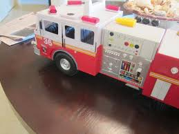 100 Tonka Fire Rescue Truck Vintage No36 Engine 03473 Motorized