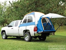 Chevy Silverado Tent Best Truck Bed Tents For Chevrolet, Silverado ...