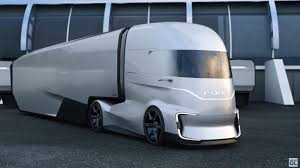 100 Semi Truck Mirrors Ford Unveils Wild FVision Electric