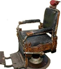 restoring old barber chairs antique barber chairs online