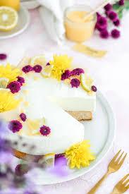 einfacher zitronen quark kuchen mit lemon curd mein naschglück