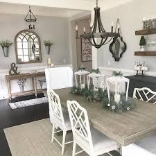 50 Modern Farmhouse Dining Room Decor Ideas 35