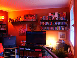 Awesome Game Room Decorating Photos